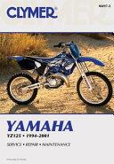 Yamaha Yz125 1994 2001