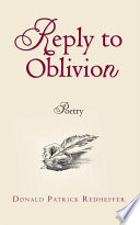 Reply to Oblivion