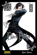 BLACK BUTLER 03 by Yana Toboso
