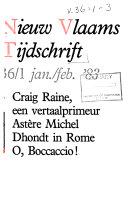 Nieuw Vlaams Tijdschrift