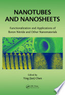 Nanotubes and Nanosheets