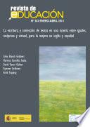 La escritura y corrección de textos en una tutoría entre iguales, recíproca y virtual, para la mejora en inglés y español