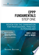 Eppp Fundamentals Step One Second Edition