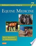 Robinson s Current Therapy in Equine Medicine   E Book