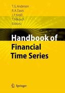 Handbook of Financial Time Series
