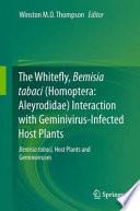 The Whitefly  Bemisia tabaci  Homoptera  Aleyrodidae  Interaction with Geminivirus Infected Host Plants