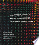 An Introduction To High Performance Scientific Computing book