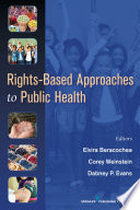 Rights Based Approaches to Public Health