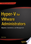 Hyper V for VMware Administrators