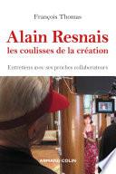 Alain Resnais  les coulisses de la cr  ation