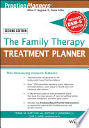 The Family Therapy Treatment Planner  with DSM 5 Updates  2nd Edition