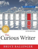 The Curious Writer  MLA Update