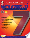Common Core Math Workouts  Grade 7