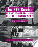 The RFF Reader in Environmental and Resource Management