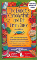The Diabetes Carbohydrate And Fat Gram Guide
