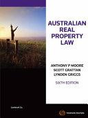 Australian Real Property Law