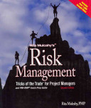 Rita Mulcahy s Risk Management Tricks of the Trade for Project Managers
