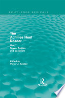 The Achilles Heel Reader  Routledge Revivals