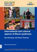 International and cultural aspects of Down syndrome