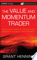 The Value and Momentum Trader