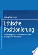 Ethische Positionierung