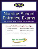 Kaplan Nursing School Entrance Exams