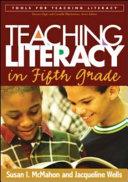 Book Teaching Literacy in Fifth Grade