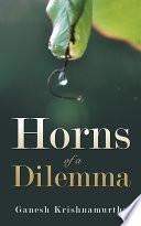 Horns Of A Dilemma
