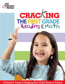 Cracking the 1st Grade Reading   Math