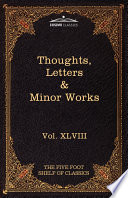 Thoughts  Letters   Minor Works
