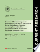 Geological Survey of Canada, Current Research (Online) no. 2006-A3