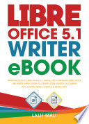 Libre office 5 1 Writer eBook