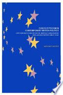 Euroscepticism in Contemporary British Politics