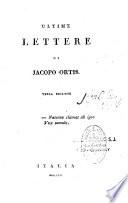 Ultime lettere