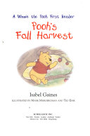 Pooh s fall harvest