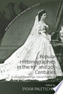 Popular Historiographies in the 19th and 20th Centuries