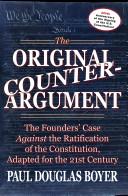 The Original Counter Argument