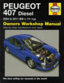 Peugeot 407 Diesel 04 11 53 To 11