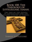 The Theology of Lotegeluaki  Isaiah Book PDF