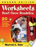 Worksheets Don t Grow Dendrites