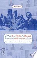 L image de la France au Mexique