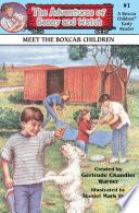 Meet The Boxcar Children book