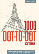 1000 Dot To Dot  Cities