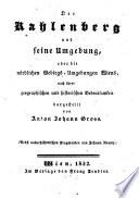 Der Kahlenberg und seine Umgebung
