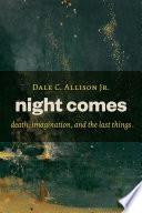 Night Comes book