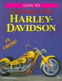 How to Customize Your Harley Davidson