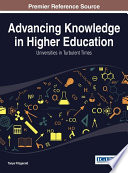 Advancing Knowledge in Higher Education  Universities in Turbulent Times