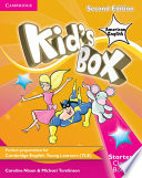 Kid s Box American English Starter Class Book with CD ROM