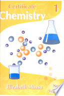 Certificate Chemistry Form 1