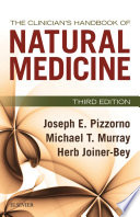 The Clinician S Handbook Of Natural Medicine